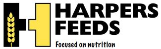 Harpers Feeds logo