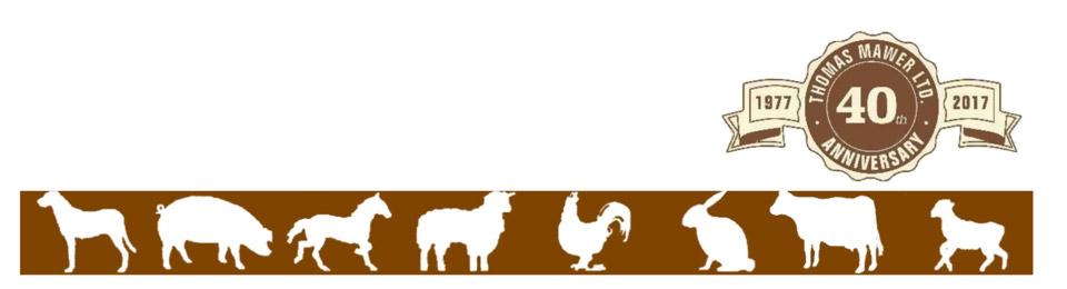 Thomas Mawer Ltd branding